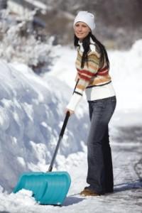 Schneeschieber Gardena